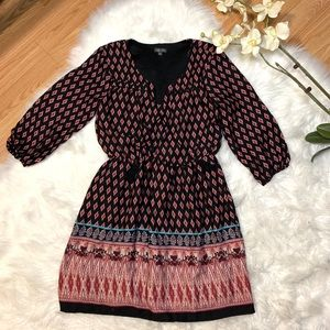 Lily Rose Boho Dress Small